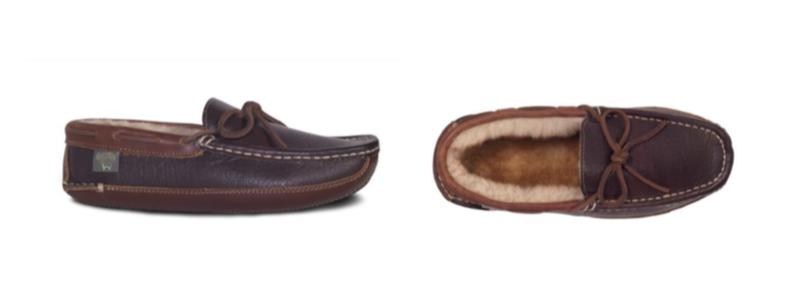 Men's Driving Moccasin Loafer Slipper -- size 7-8-9-10-11-12-13