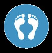 barefoot icon